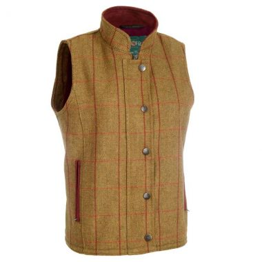 Home Clothing Womens Country Clothing Gilets & Waistcoats Alan Paine