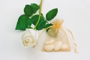 Gold Wedding Favour bag