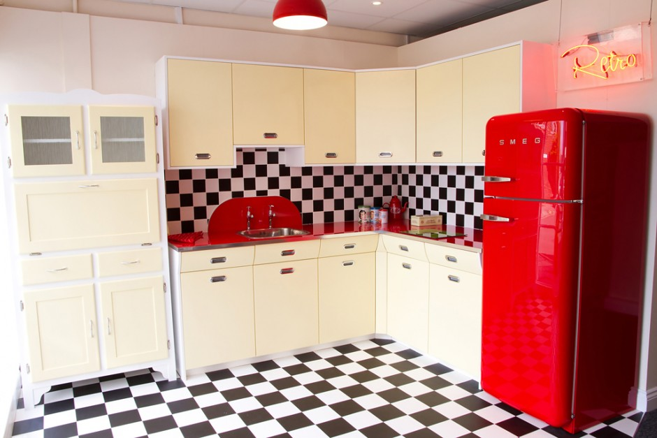 retro kitchen. 1  Overview Product Types The Kitchen Company