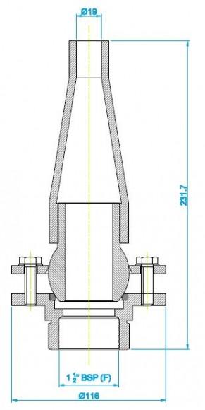 FT1048 High Jet