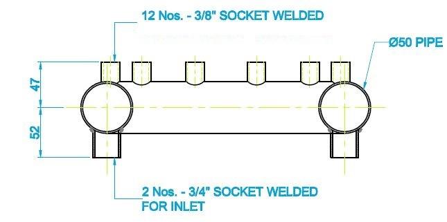 FT9012 300 Spray Ring Side