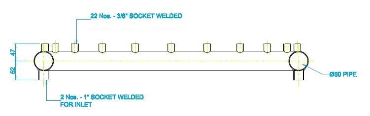 FT9030 750 Spray Ring Side