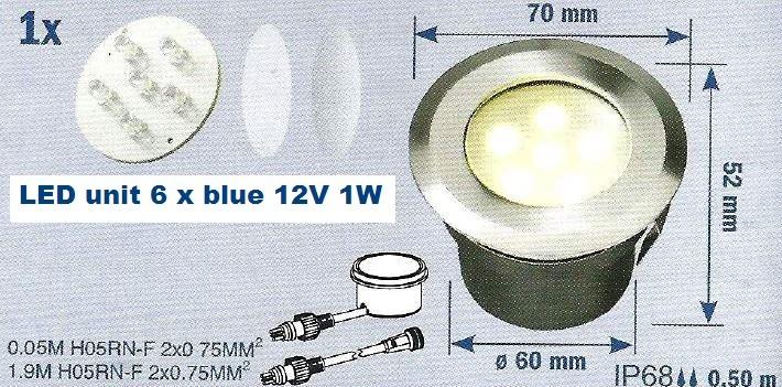 6_LED_deck_light_dimensions