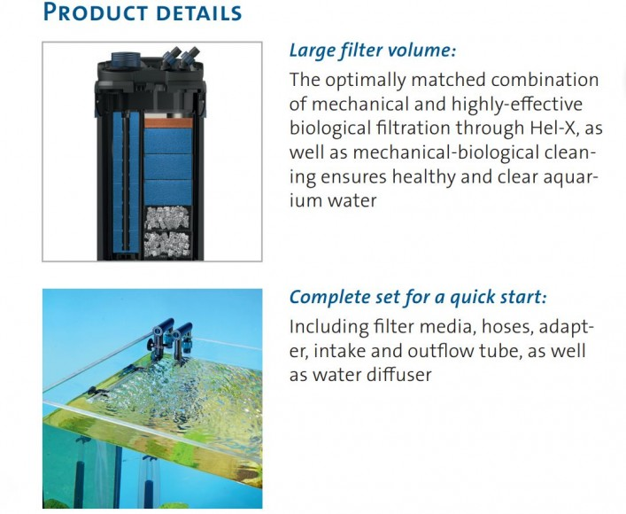 BioMaster Filter Product Details