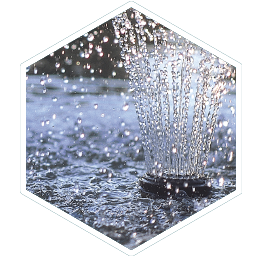 Water Blade Features & Outdoor Fountains