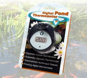 Digital Floating Pond Thermometer