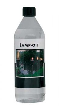 Lamp Oil - Clear (1 Litre)