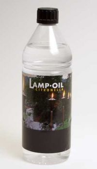 Lamp Oil with Citronella (1 Litre)