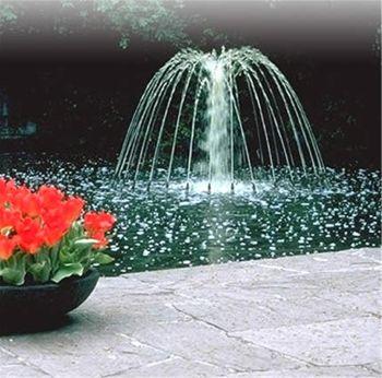 2400mm Fountain Spray Ring