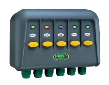 5 Way Switched Distribution Box