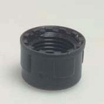 PP Cap + O Ring 1/2 inch BSPF