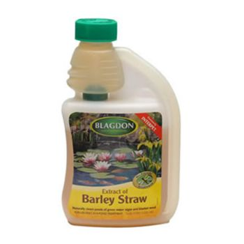 Barley Straw Extract - 0.5L treats 9000 Litres