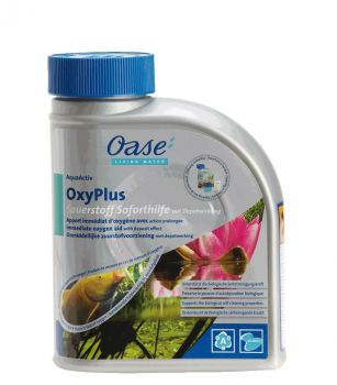 OxyPlus - 0.5L treats 10,000L