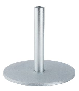 Round Metal Base for 2.2cm Oil Torch Stake