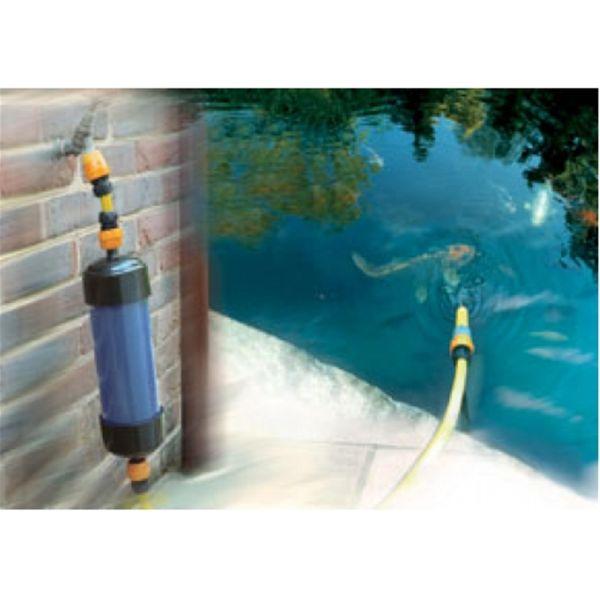 Tap water dechlorinator pond treatments water garden uk for Dechlorinator for fish