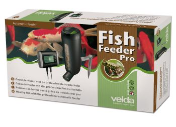 Fish Feeder Pro - automatic fish feeder