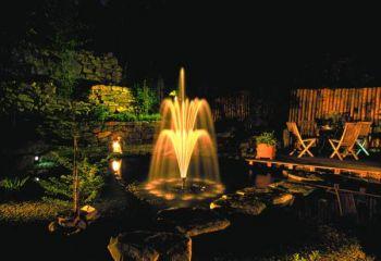 Lunaqua 3 Halogen Spotlight Set 1
