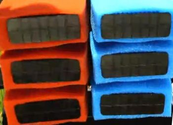 Biosmart 14000 / 16000 filter foam set
