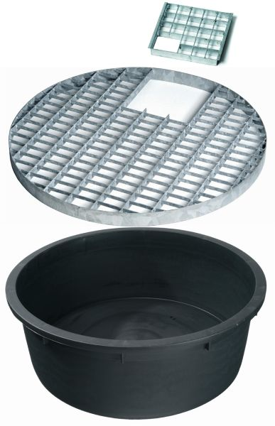 112cm Water Feature Reservoir Steel Safety Grid