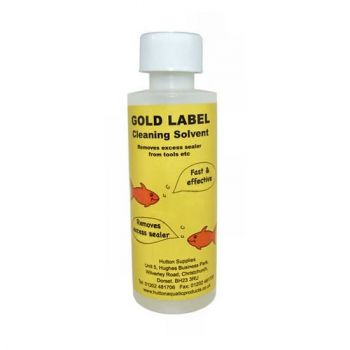 Cleaning Solvent for Pond Liners - 125ml