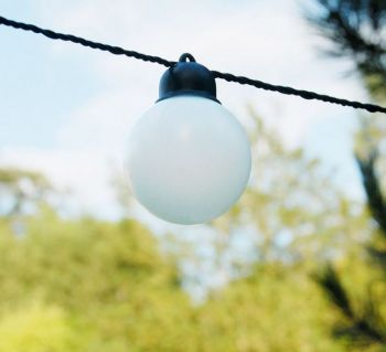 Solar Party Light String