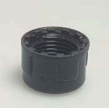 PP Cap + O Ring 1 inch BSPF