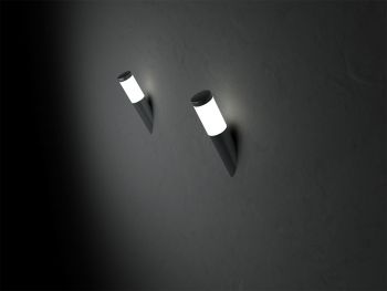 BATH Solar Wall Light (Set of 2)