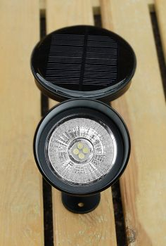 PowerLED Solar Garden Spot Lights (Set of 2)