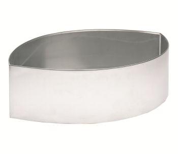 70 x 50 x 20cm elliptical reservoir - 50 litres