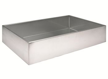 120x80x20cm rectangle reservoir - 192 Litres