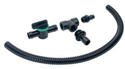 Hose & Fittings kit for 450mm Sheer Descent Blade