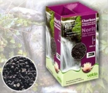 Norit High Activated Filter Carbon: 5000ml