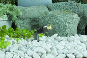 Mino LED Garden Spotlight - 2.5w