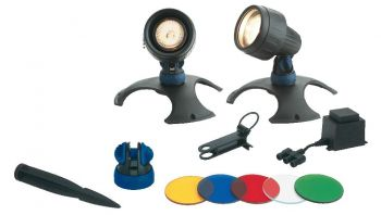 Lunaqua 3 Halogen Spotlight Set 3