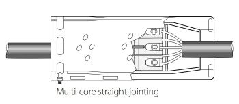 Smart Shark Gel Insulated 5 Core Cable Joint