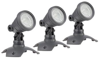 Lunaqua 3 LED Spotlight Set 3