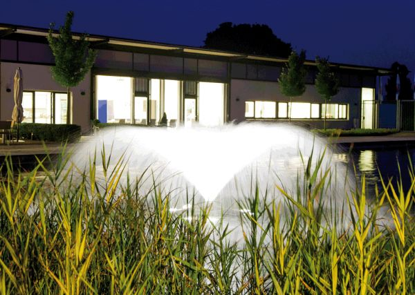 Air Flo And Pro Jet Led Lighting Set Oase Fountains