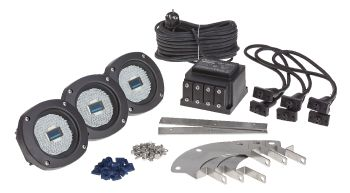 LED Light Set for AirFlo LM / Pro-Jet