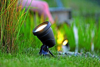 OASE Warm White LED Spotlight - 3w