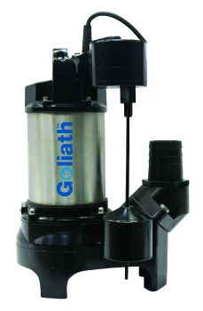 Goliath Super II Drainage Pump with Float Switch