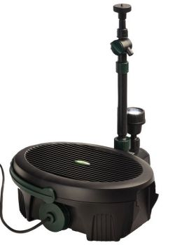 InPond 1400 All-in-One Filter with UVC & Spotlight