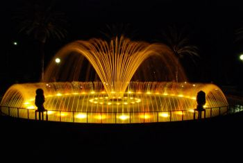 300mm Fountain Spray Ring