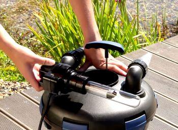 BioPress 4000 Pressurised Pond Filter