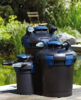 BioPress Set 10000 Pond Filter System