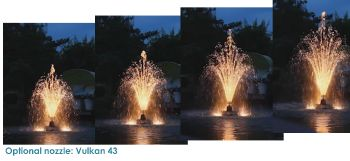 PondJet ECO Floating Fountain