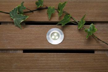 42mm Deck Light (Cold White) - 0.5w