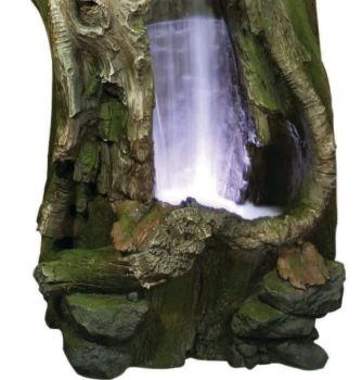 Oak Falls Water Cascade with LED Lights