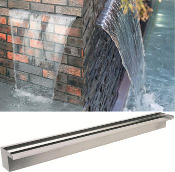 900mm Stainless Steel Water Blade