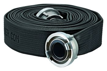 10m Lay Flat Discharge Ext. Hose - PondoVac 5