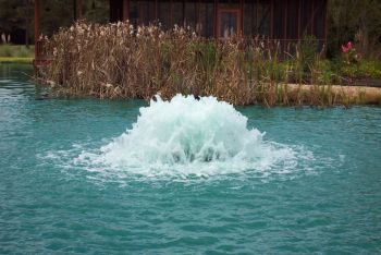 Volcano 1HP High Volume Lake Aerator